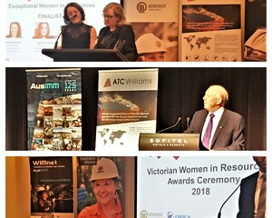 Atcw Sponsers Women In Resources Awards