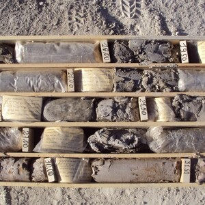 PROJECT 20 - Chuquicamata Copper Mine in Chile - Geotechnical test samples