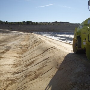 PROJECT 06 - Reedy Creek Landfill - Construction phase