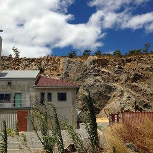 PROJECT 10 - Gosnells Quarry - With Maccaferri rock netting