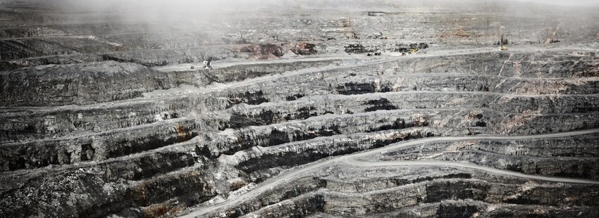 PROJECT 14 - Aitik in Sweden - Overview in winter 2012 (Photo thanks to Boliden Minerals press page http://www.boliden.com/ )