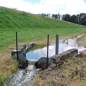PROJECT 11 - Central Highlands Water - Beales dam seepage V notch