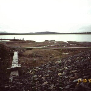 PROJECT 14 - Aitik in Sweden - Mine site in 2001