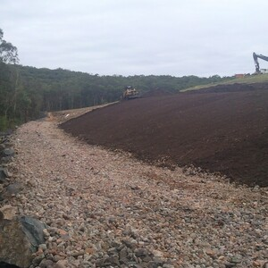 PROJECT 08 - SCRC Coolum Landfill - SCRC Coolum landfill drainage installation and final capping