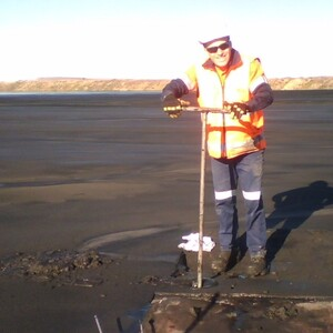 PROJECT 19 - Specialised Tailings Testing - Testing On Site using a Hand Auger