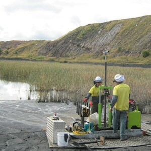 PROJECT 19 - Specialised Tailings Testing - Testing On Site