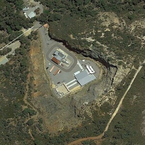 PROJECT 10 - Gosnells Quarry - Aerial View (Photo Copyright to Google Earth)