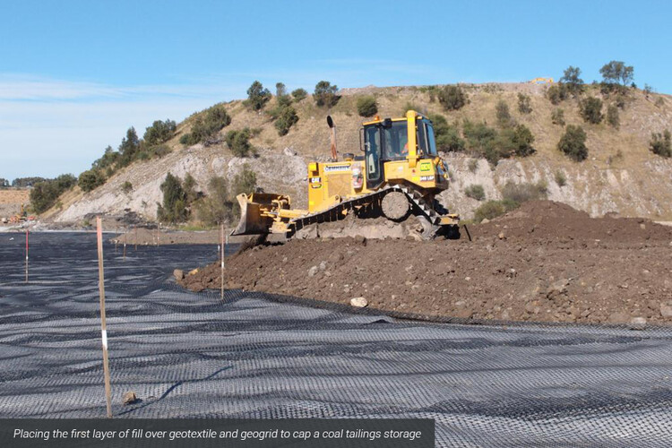 Atc News Capping Geotextile