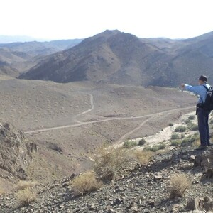 PROJECT 21 - Sar Cheshmeh Mine in Iran - Site survey