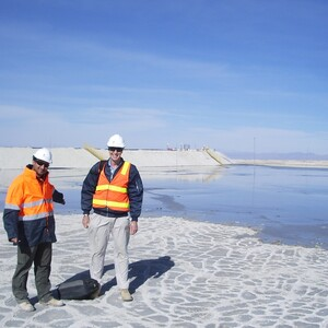 PROJECT 20 - Chuquicamata Copper Mine in Chile - Tailings deposition trial