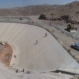PROJECT 21 - Sar Cheshmeh Mine in Iran - Construction phase