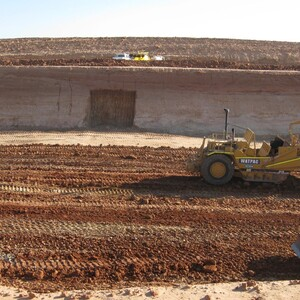 PROJECT 03 - WRP Mine in Ouyen - Construction Phase
