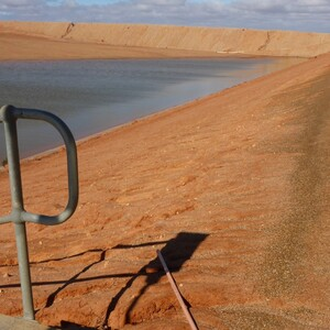PROJECT 03 - WRP Mine in Ouyen - Tailings dam