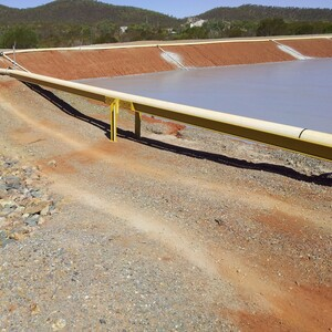 PROJECT 17 - Pajingo Gold Mine - Tailings dam