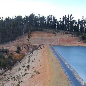 PROJECT 01 - Benambra Mine Rehabilitation - Tailings dam construction