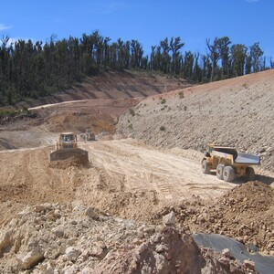 PROJECT 01 - Benambra Mine Rehabilitation - Construction phase
