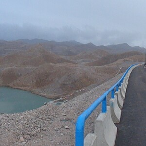 PROJECT 23 - Shur River Dam, Sar Cheshmeh Mine in Iran - Almost at completion
