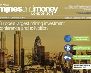 NEWS - 23Dec15 Money Mines Conference